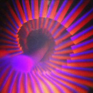 Waldemar Mattis-Teutsch - Stars, ZScape Full Colour Hologram, W:60 cm x H:60 cm, 2019